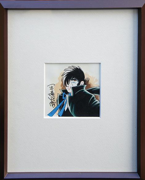 手塚治虫画額「ブラックジャック」/Osamu Tezuka