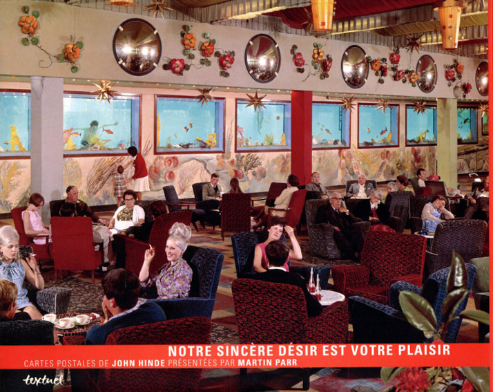 マーティン・パー写真集 Martin Parr: Notre Sincere Desir Est Yotre Plaisir/Martin Parr John Hinde