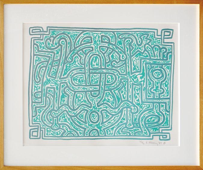 /Keith Haring