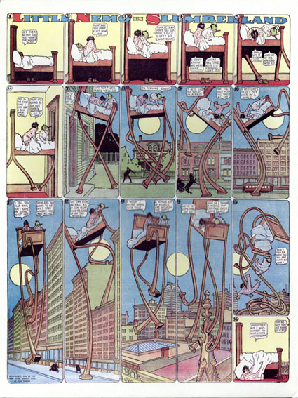ウィンザー・マッケイ Winsor McCay: The Complete Little Nemo 2冊組/Winsor McCay