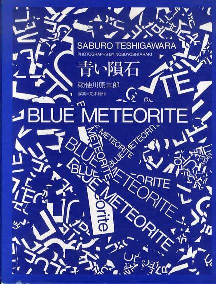 青い隕石 Blue Meteorite/勅使川原三郎 荒木経惟/写真