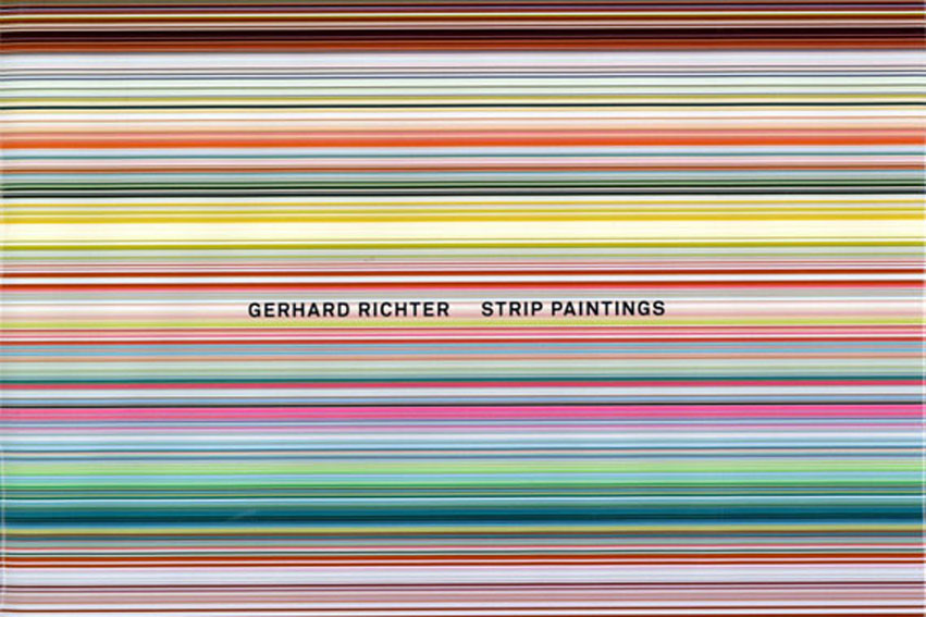 ゲルハルト・リヒター Gerhard Richter: Strip Paintings/Benjamin H. D. Buchloh