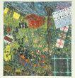 ジェニファー・バートレット版画「The Four Seasons: Spring」/Jennifer Bartlettのサムネール