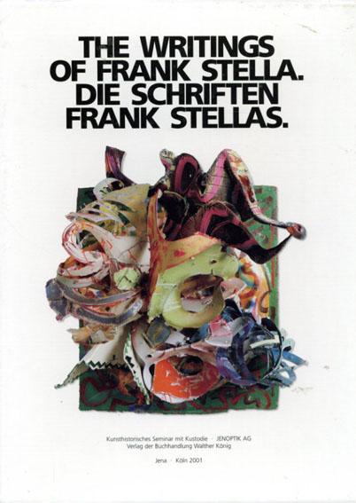 フランク・ステラ Frank Stella: Schriften/Writings 2冊組/Frank Stella Franz-Joachim Verspohl