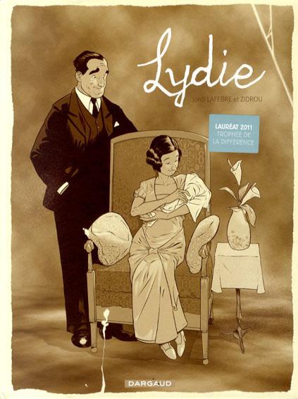 Lydie/Zidrou/Jordi Lafebre