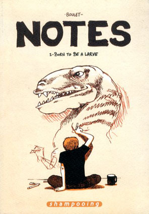 Notes 1-8 8冊セット/Boulet