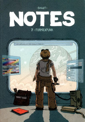 Notes 7 : Formicapunk/Boulet