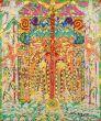森内敬子作品「釈迦入滅 三十三観音より」/Keiko Moriuchjのサムネール