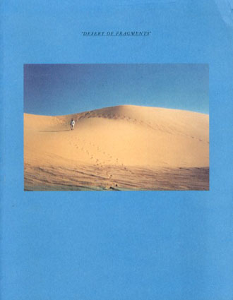 Ria Pacquee: Desert of Fragments/Jon Thompson