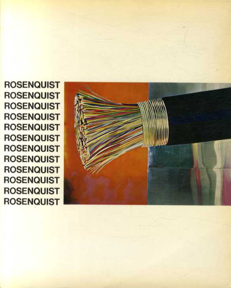 ジェームス・ローゼンクイスト James Rosenquist: Gemalde, Raume, Graphik/