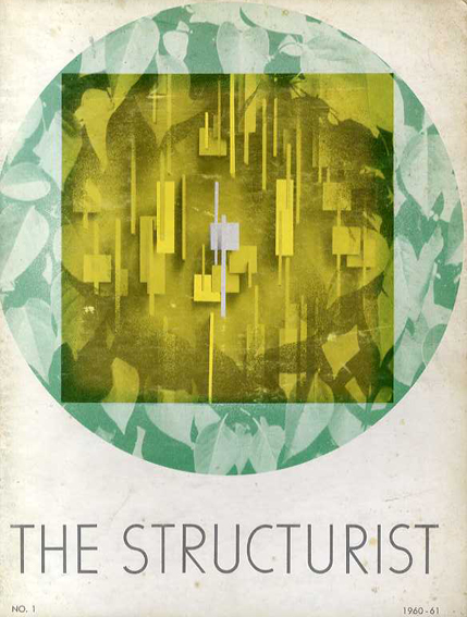 The Structurist No.1 1960-1961/
