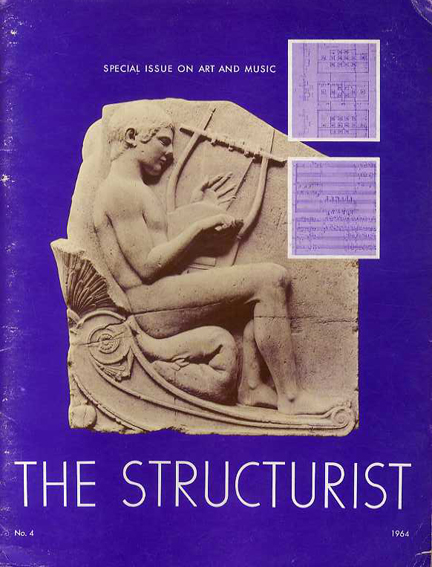 The Structurist No.4 1964 Art and Music/