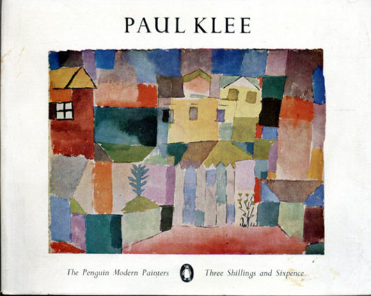 クレー画集 Paul Klee/Douglas Cooper