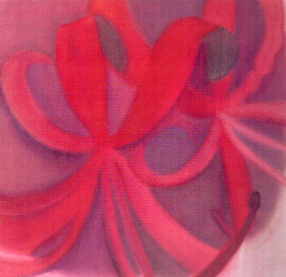 押江千衣子 Oshie Chieko: New Painting -Bloom-/