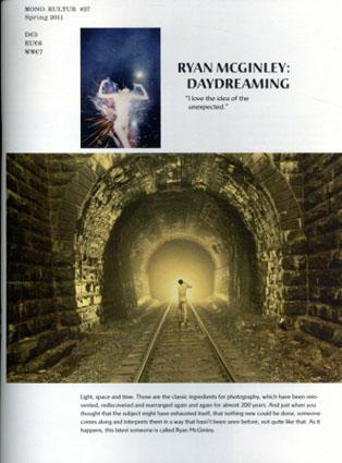 ライアン・マッギンレー Ryan McGinley: Daydreaming Mono-Kultur #27/