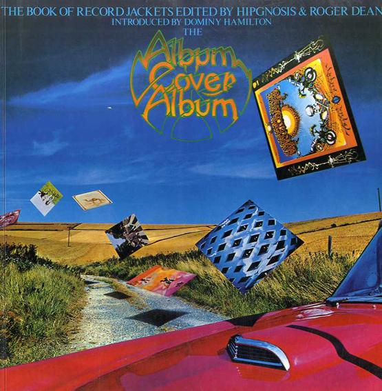 Album Cover Album Vol.1/Roger Dean/Hipgnosis Dominy hamilton序文