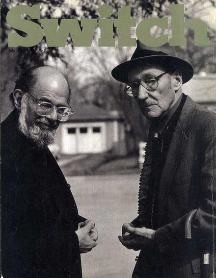 Switch 1992 Vol.10 No.3 特集:ウィリアム・バロウズ「異境にて」/