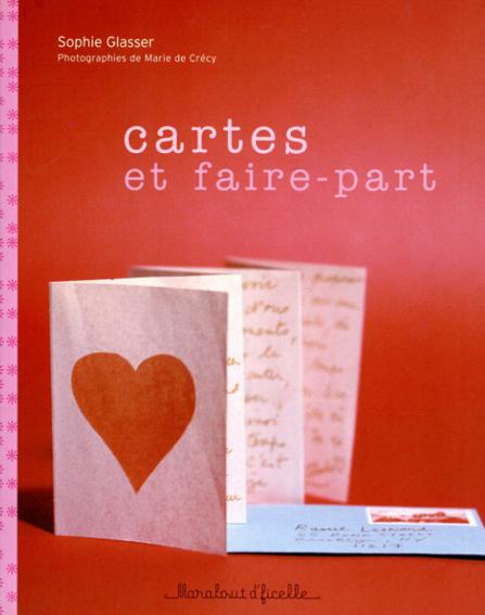 Cartes et Faire-part/Sophie Glasser