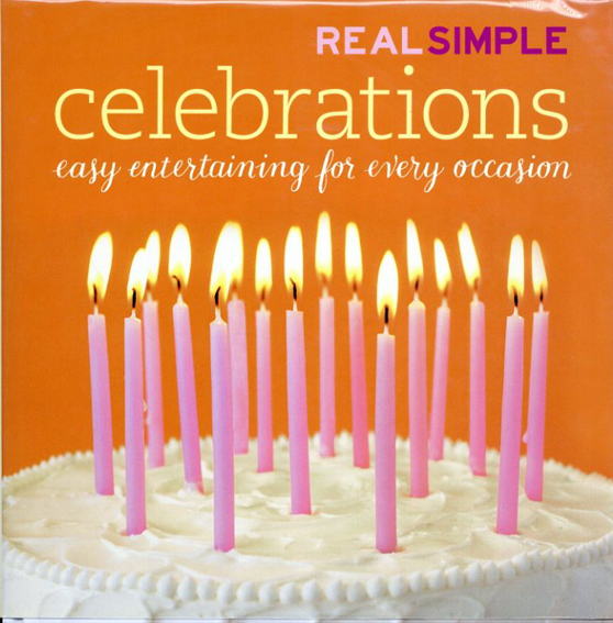 Real Simple: Celebrations/