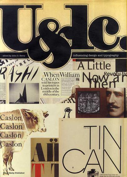 U & lc: Influencing Design & Typography/John Berry