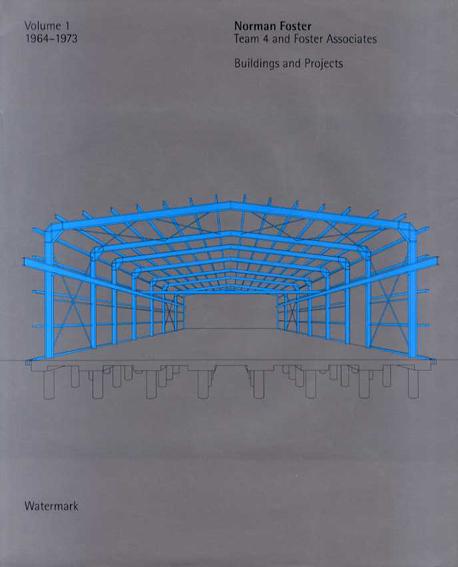 ノーマン・フォスター Norman Foster: Buildings and Projects 全3冊揃/Norman Foster Ian Lambot/Martin Pawley編