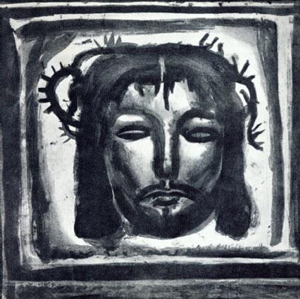 ジョルジュ・ルオー ルオー生誕100年記念 ミゼレーレ展/Georges Rouault
