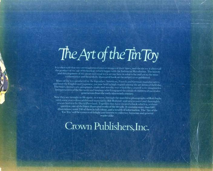 The Art of The Tin Toy/David Pressland