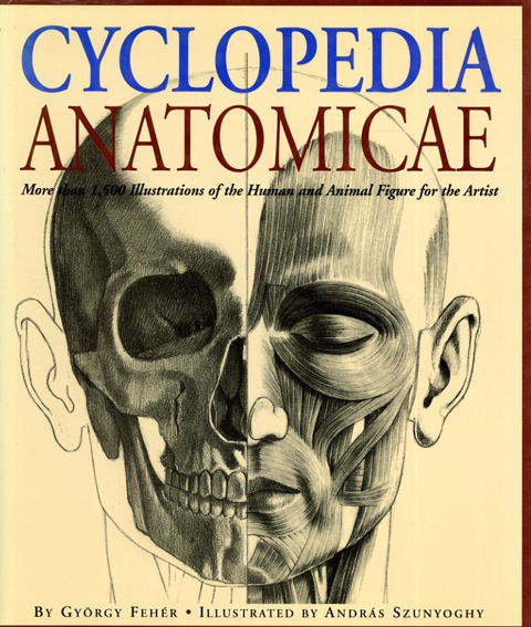 cyclopedia anatomicae more than 1 500 illustrations of the human