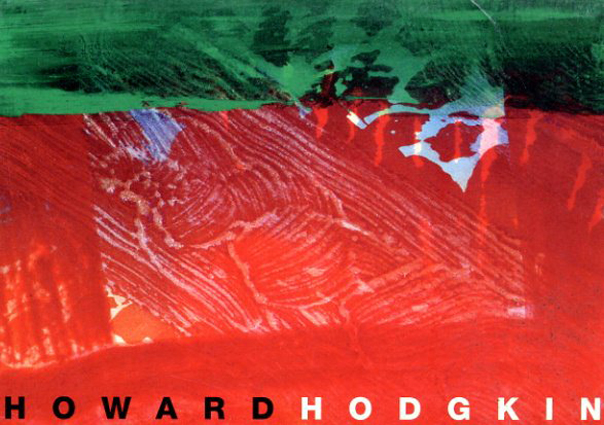 ハワード・ホジキン Howard Hodgkin/Gabriele Lutz