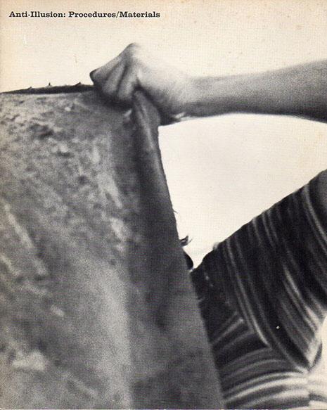 Anti-Illusions: Procedures/Materials/Richard Serra/Bruce Nauman/John Duff他収録