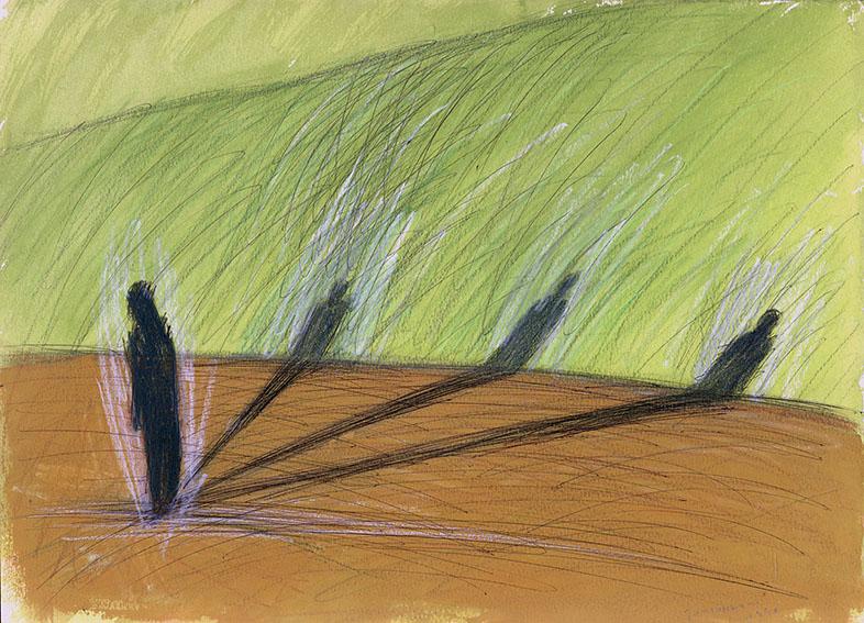 宮崎豊治作品「Stroller... 1」/Toyoharu Miyazaki