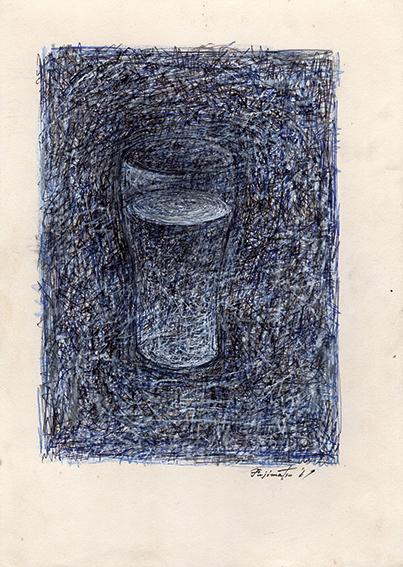 藤松博作品「コップ」/Hiroshi Fujimatsu