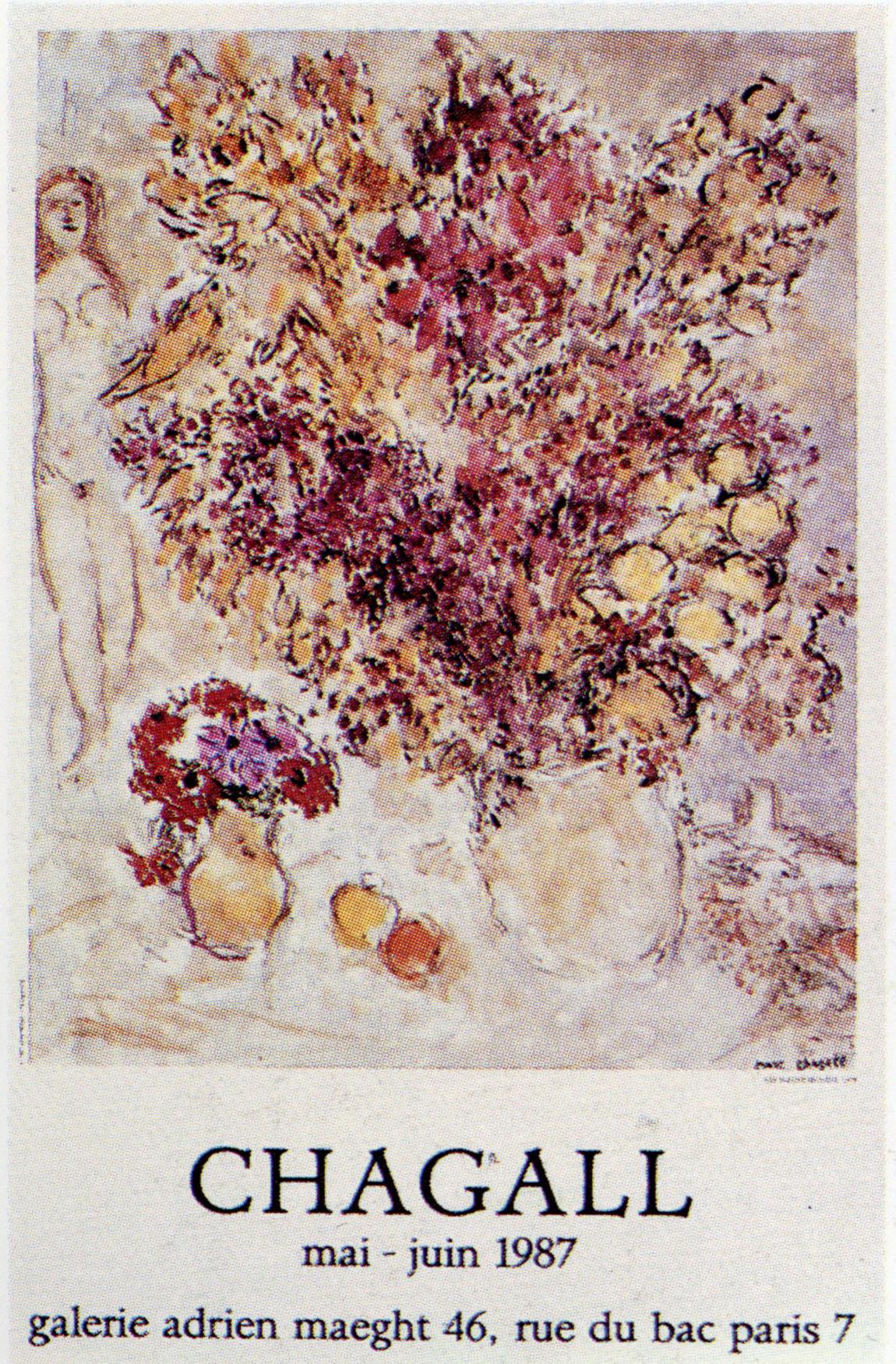 マルク・シャガール ポスター2/Marc Chagall
