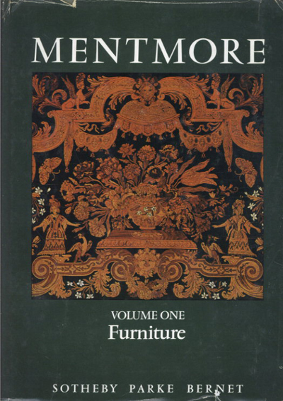 Mentmore: Volume One: French and Continental Furniture/
