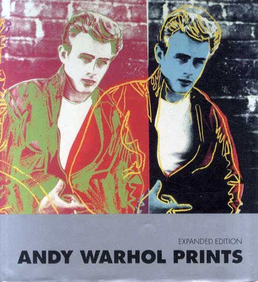 アンディ・ウォーホル 版画カタログ・レゾネ Andy Warhol Prints: A Catalogue Raisonne/Frayda Feldman/Jorg Schellmann編
