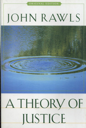 A Theory of Justice Original Edition/John Rawls