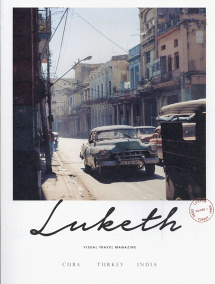 ルークス Luketh Visual Travel Magazine No.1/