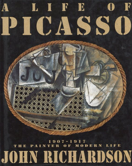 パブロ・ピカソ A Life of Picasso 1907-1917/