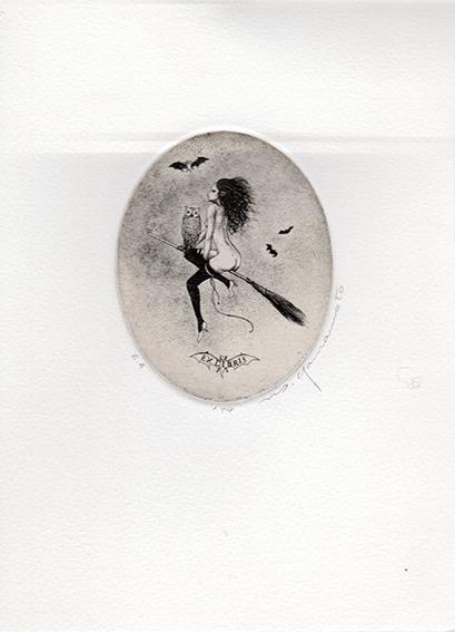 山本六三版画2/Mutsumi Yamamoto