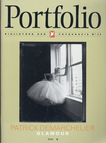 Portfolio No.17 Patrick Demarchelier /パトリック・デマルシェリエ