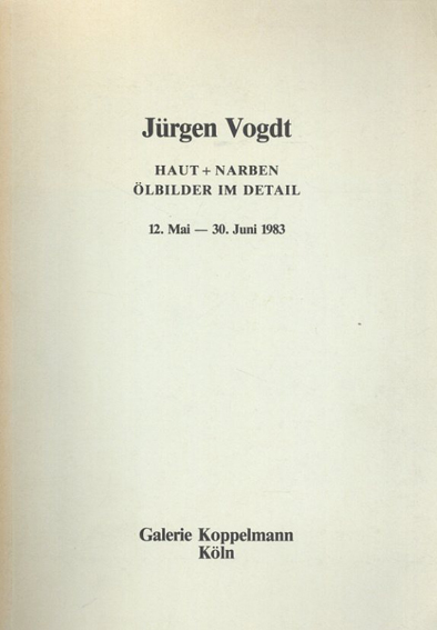 Jurgen Vogdt: Zeichnungen+ Bilder /Jurgen Vogdt