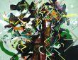 田中秀和作品「electric dimention」/Hidekazu Tanakaのサムネール