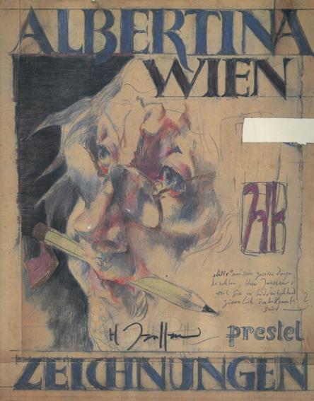 ホルスト・ヤンセン Horst Janssen : Zeinchnungen/