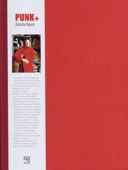 Punk+/Sarah Simonon Sarah Simonon/Fabrice Couillerot/Sheila Rock