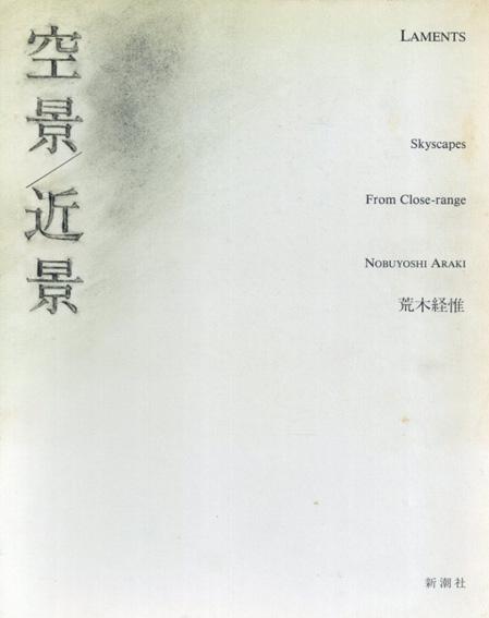 空景/近景 Laments 2冊組/荒木経惟
