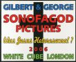 ギルバート&ジョージ Gilbert and George, Sonofagod Pictures: Was Jesus Heterosexual/Michael Bracewellのサムネール