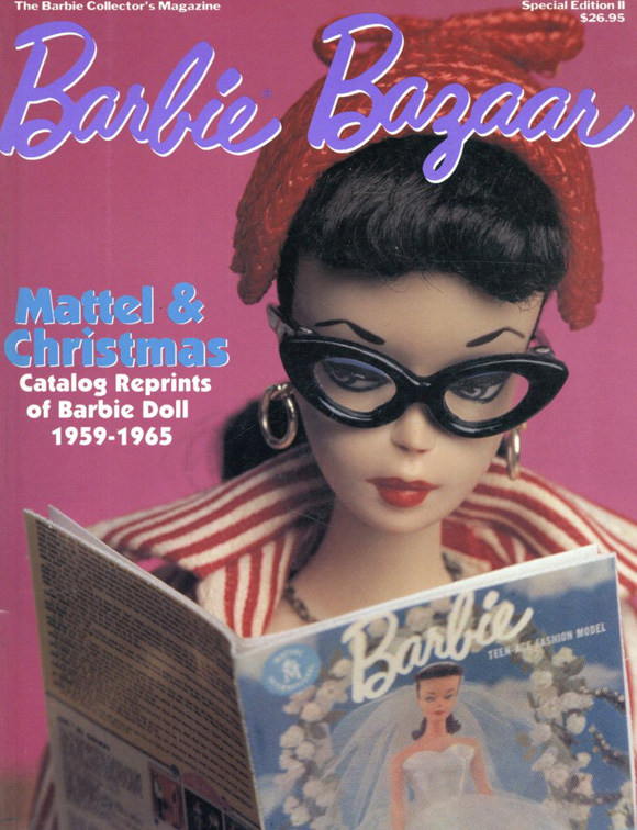 Barbie Bazaar Mattel & Christmas Catalog Reprints 1959-1965/