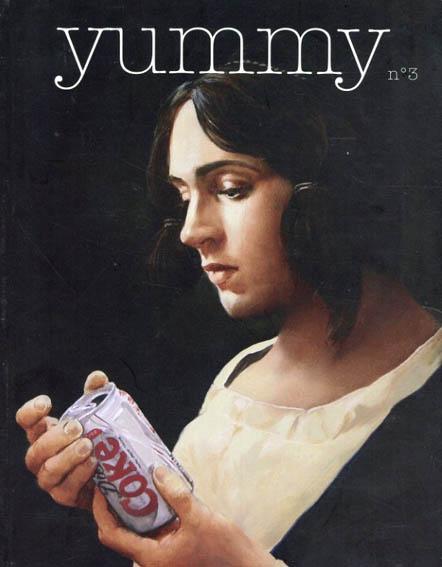 Yummy luxury junkfood magazine No.3/