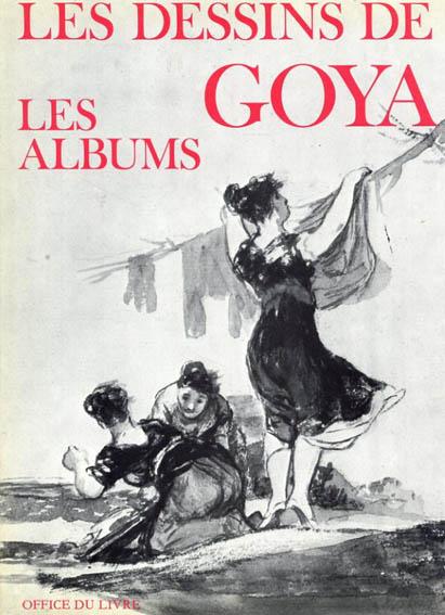 Les Dessins de Goya Tome1-2 ゴヤの素描 2冊揃/Pieere Gassier