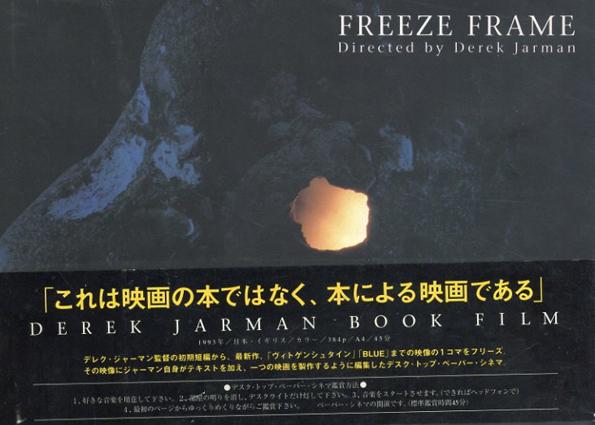 デレク・ジャーマン Freeze Frame/Derek Jarman原著